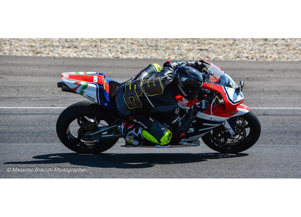 Corsi di guida coi grandi del motociclismo con corsidiguida.it e Motorace - Foto 12 di 12