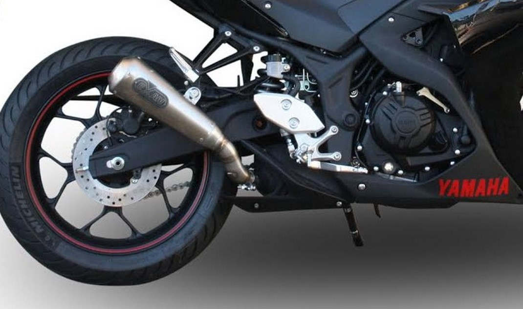 Yamaha YZF-R3: Exan propone due novità - Foto 4 di 5
