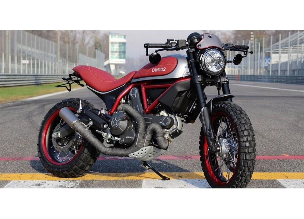 Custom Rumble: il concorso Ducati per gli Scrambler più belli - Foto 3 di 11
