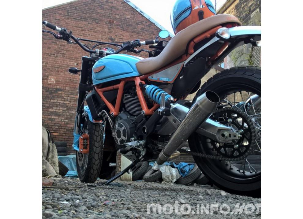 Custom Rumble: il concorso Ducati per gli Scrambler più belli - Foto 7 di 11