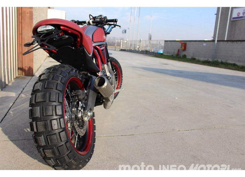 Custom Rumble: il concorso Ducati per gli Scrambler più belli - Foto 8 di 11
