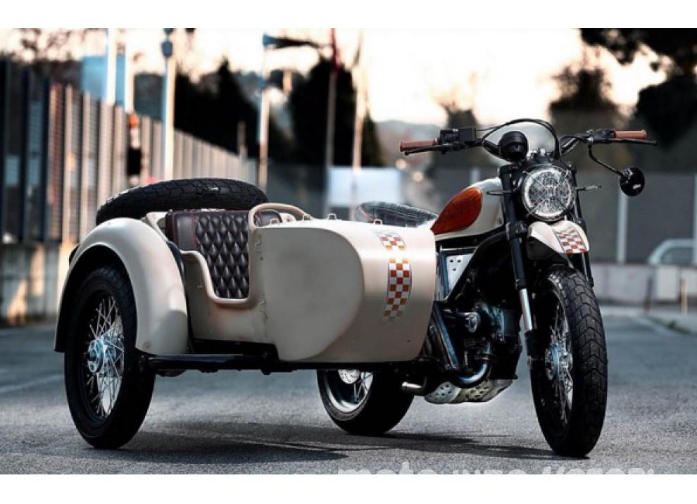 Custom Rumble: il concorso Ducati per gli Scrambler più belli - Foto 11 di 11