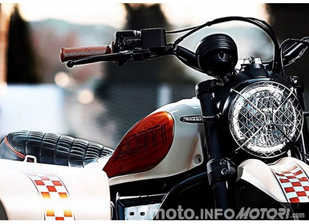 Custom Rumble: il concorso Ducati per gli Scrambler più belli - Foto 2 di 11