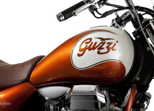Moto Guzzi California 90° Anniversario: prezzo di 16.780 Euro - Foto 11 di 15