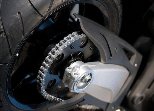 Aprilia SRV 850: prova su strada del maxi scooter sportivo di Noale - Foto 23 di 25
