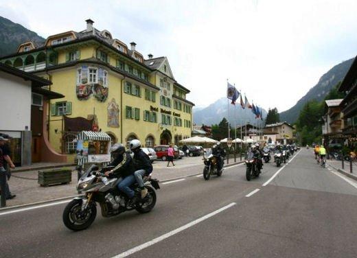 Dolomiti Ride 2011: a Canazei dal 24 al 26 giugno in sella alla Yamaha - Foto 14 di 15