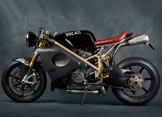 "Ducati 1098 R ""Flash Back"" by Mr. Martini"