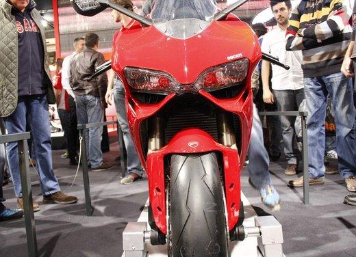 Ducati 1199 Panigale al Tourist Trophy 2012 - Foto 3 di 37