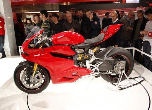 Ducati 1199 Panigale: i prezzi della Ducati 1199 Panigale partono da 19.190 Euro - Foto 13 di 37