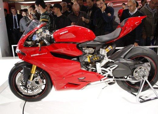 Ducati 1199 Panigale: i prezzi della Ducati 1199 Panigale partono da 19.190 Euro - Foto 14 di 37