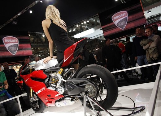 Ducati 1199 Panigale al Tourist Trophy 2012 - Foto 22 di 37