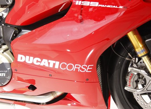 Ducati 1199 Panigale: i prezzi della Ducati 1199 Panigale partono da 19.190 Euro - Foto 23 di 37
