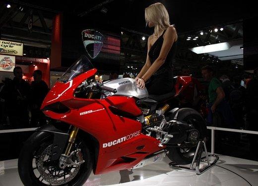 Ducati 1199 Panigale al Tourist Trophy 2012 - Foto 26 di 37