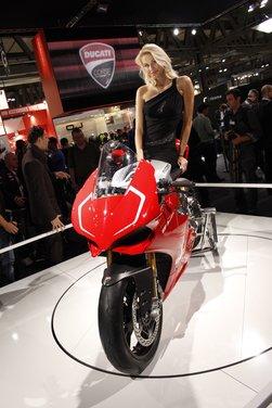 Ducati 1199 Panigale al Tourist Trophy 2012 - Foto 24 di 37