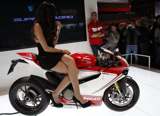 Ducati 1199 Panigale al Tourist Trophy 2012 - Foto 36 di 37