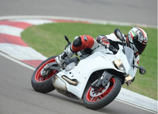Ducati 899 Panigale test ride
