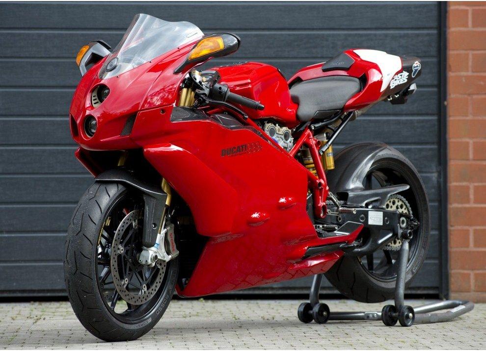 Ducati 999 M.Y. '05: Test Ride