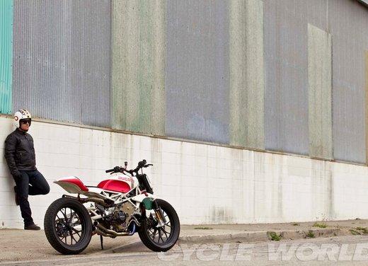 Ducati Desmosedici Desmo Tracker by Roland Sands - Foto 9 di 17