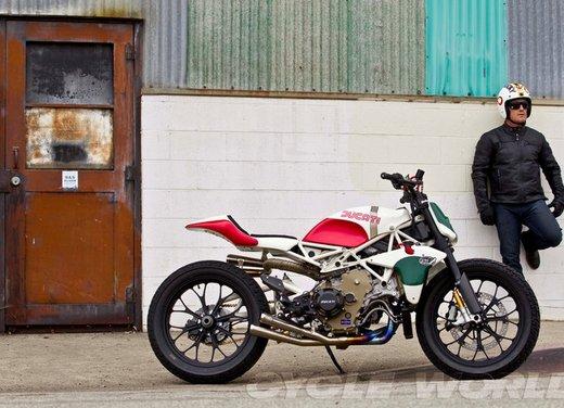 Ducati Desmosedici Desmo Tracker by Roland Sands - Foto 10 di 17