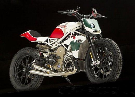 Ducati Desmosedici Desmo Tracker by Roland Sands - Foto 5 di 17