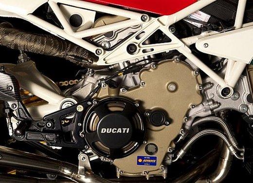 Ducati Desmosedici Desmo Tracker by Roland Sands - Foto 14 di 17