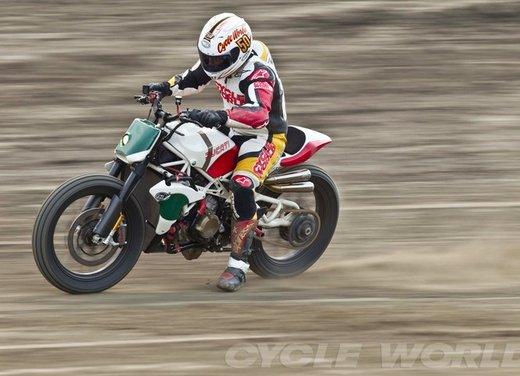 Ducati Desmosedici Desmo Tracker by Roland Sands - Foto 4 di 17