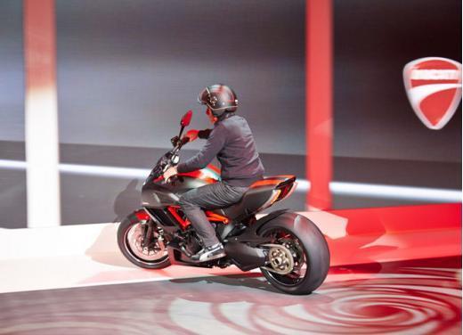 Ducati Diavel al Roma Motodays 2014 - Foto 4 di 9