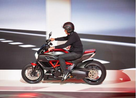 Ducati Diavel al Roma Motodays 2014 - Foto 5 di 9