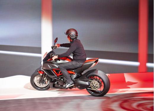 Ducati Diavel al Roma Motodays 2014 - Foto 7 di 9