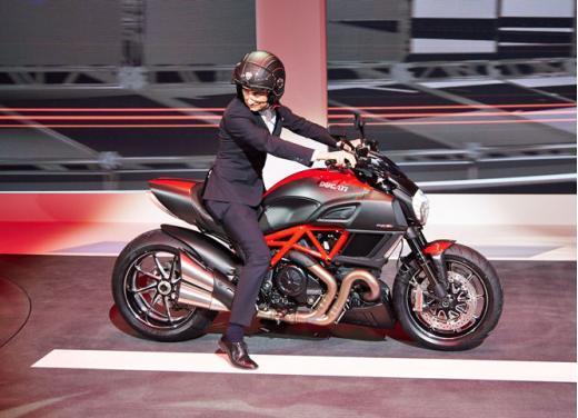 Ducati Diavel al Roma Motodays 2014 - Foto 8 di 9