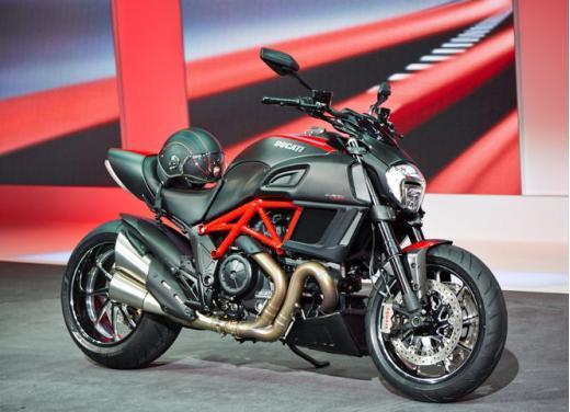 Ducati Diavel al Roma Motodays 2014 - Foto 2 di 9