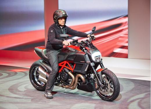 Ducati Diavel al Roma Motodays 2014 - Foto 3 di 9