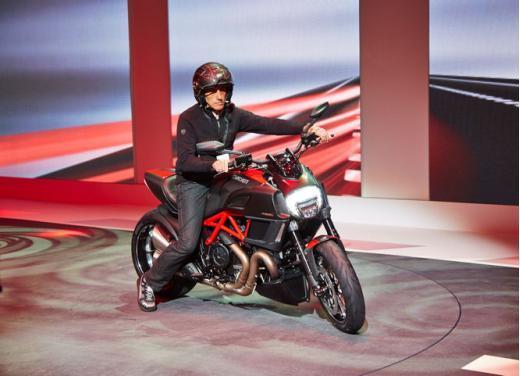Ducati Diavel al Roma Motodays 2014 - Foto 9 di 9