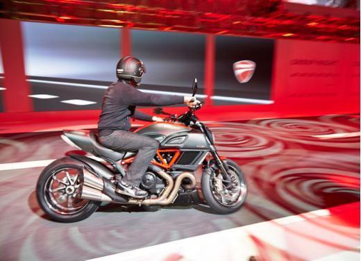 Ducati Diavel al Roma Motodays 2014 - Foto 6 di 9