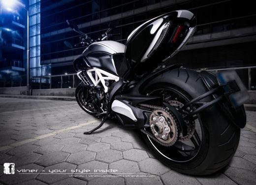 Ducati Diavel AMG by Vilner - Foto 2 di 25