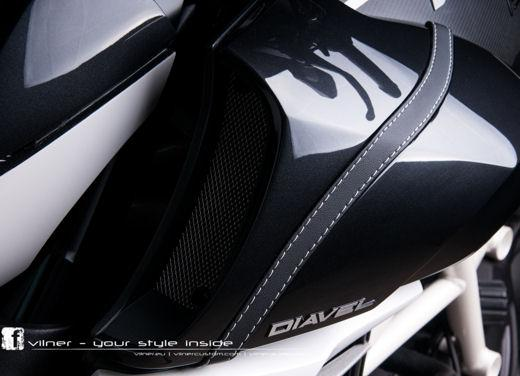 Ducati Diavel AMG by Vilner - Foto 4 di 25