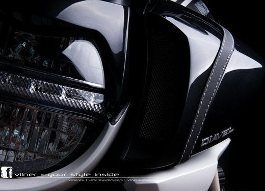 Ducati Diavel AMG by Vilner - Foto 5 di 25