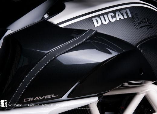 Ducati Diavel AMG by Vilner - Foto 6 di 25