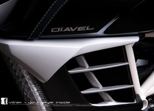 Ducati Diavel AMG by Vilner - Foto 7 di 25