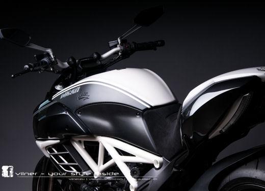 Ducati Diavel AMG by Vilner - Foto 13 di 25