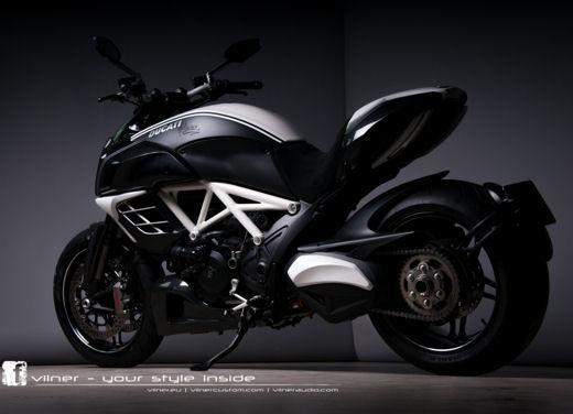 Ducati Diavel AMG by Vilner - Foto 14 di 25