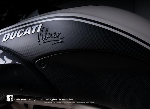 Ducati Diavel AMG by Vilner - Foto 15 di 25