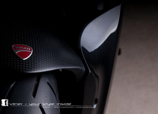 Ducati Diavel AMG by Vilner - Foto 17 di 25