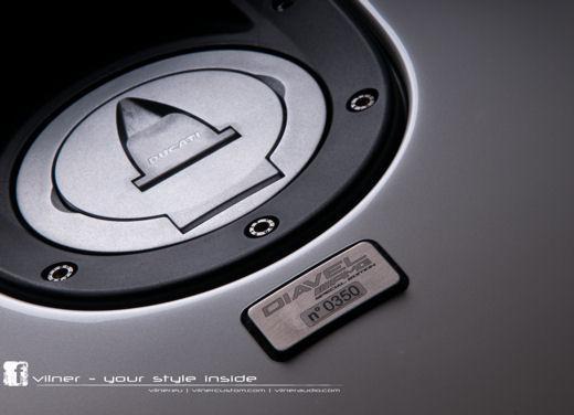 Ducati Diavel AMG by Vilner - Foto 18 di 25