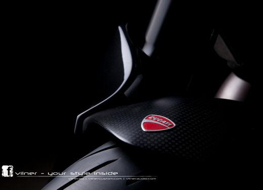 Ducati Diavel AMG by Vilner - Foto 23 di 25