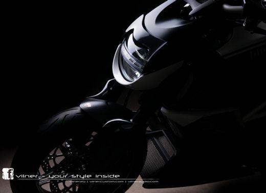 Ducati Diavel AMG by Vilner - Foto 24 di 25