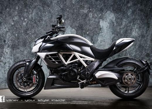 Ducati Diavel AMG by Vilner - Foto 3 di 25