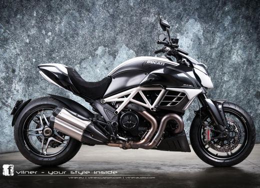 Ducati Diavel AMG by Vilner - Foto 1 di 25