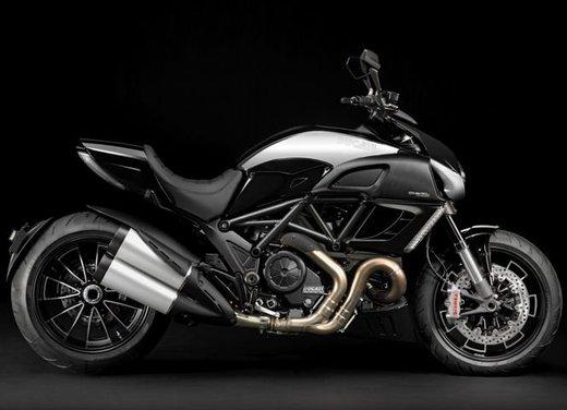 Ducati novità 2012