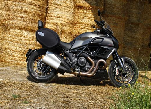 Ducati Diavel Strada: la coppia in coppia!